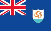 Флаг Ангуилла (Ангилья) двусторонний