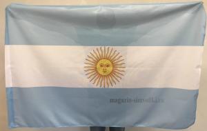 Флаг Аргентины двусторонний