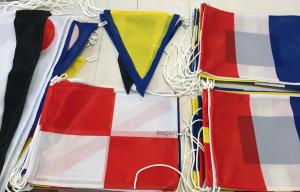 Комплект Флагов  Международного Свода Сигналов(Флаги МСС)