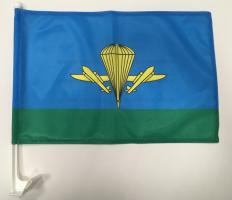 Флаг ВДВ РФ на машину