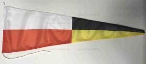 Флаг цифровой вымпел международного свода сигнала Nove nine