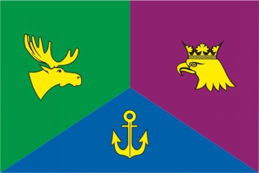 Флаг Восточного административного округа (ВАО, г. Москва)