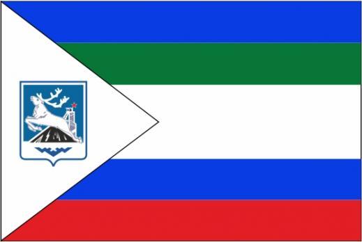 Флаг Воркуты