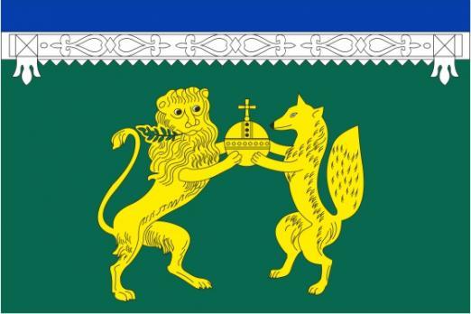 Флаг Выхина-Жулебина(район г. Москвы)