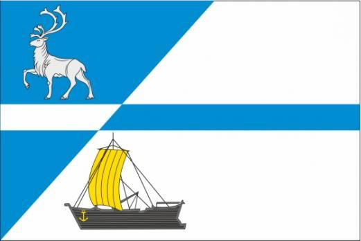 Флаг Дудинки