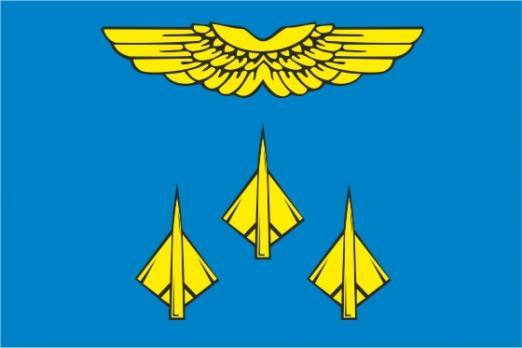 Флаг Жуковского(Московская область)