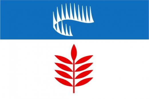 Флаг Заполярья
