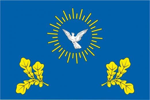 Флаг Ивановского(район г. Москвы, 2016г.)