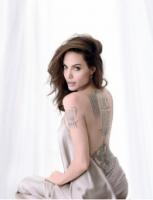 ПОСТЕР (ПЛАКАТ) Анджелина Джоли