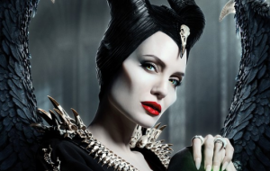 ПОСТЕР (ПЛАКАТ) Анджелина Джоли, малефисента
