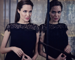ПОСТЕР (ПЛАКАТ) Анджелина Джоли, 9