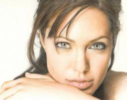 ПОСТЕР (ПЛАКАТ) Анджелина Джоли, 12