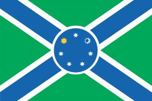 Флаг Адигени