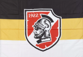 Флаг Имперка ФК Спартак