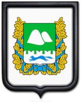 Герб Курганской области 35х43 см