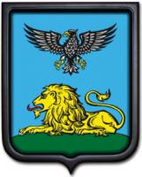 Герб Белгородской области 35х43 см
