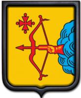 Герб Кировской области 35х43 см