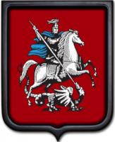 Герб Москв 35х43 см