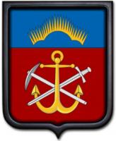 Герб Мурманской области 35х43 см
