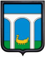 Герб Мытищ 35х43 см