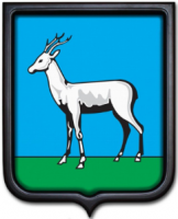 Герб Самары 35х43 см