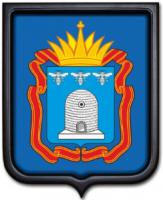 Герб Тамбовской области 35х43 см