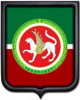 Герб Татарстана 35х43 см