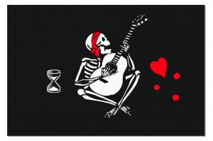 Пиратский флаг Абордаж