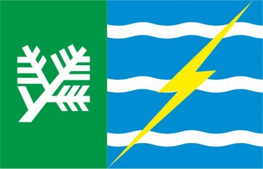 Флаг Конаково(Тверская область)
