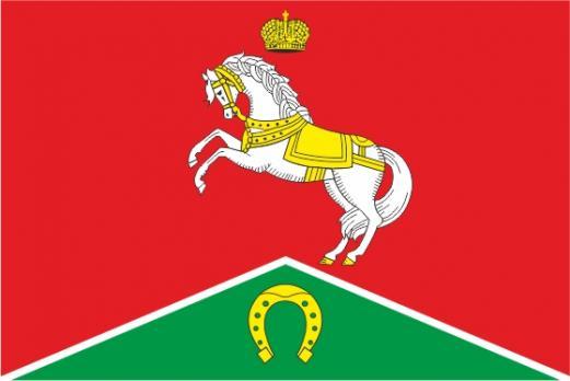 Флаг Конькова(район г. Москвы)
