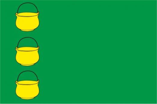 Флаг Котельников(Московская область)
