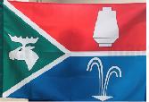 Флаг Лосино-Петровского(Московская область)