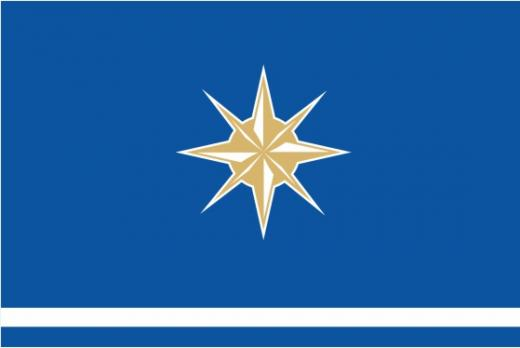 Флаг Надыма