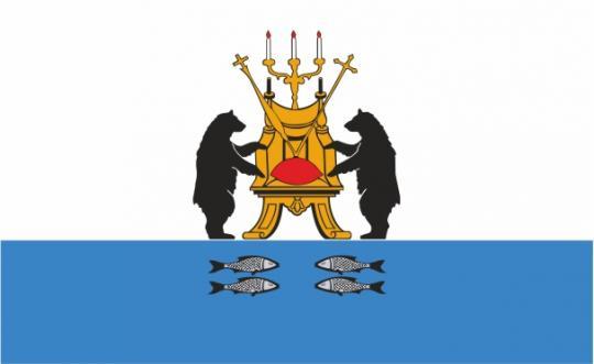Флаг Новгорода