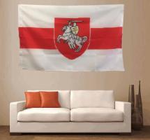 Флаг Погоня 140х210 см