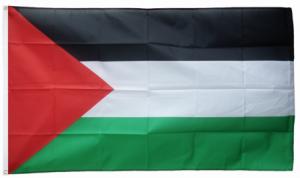 Флаг Палестины 90х135 см