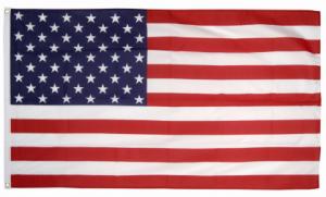 Флаг США 90х135 см