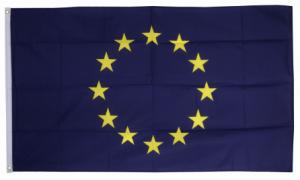 Флаг Евросоюза 90х135 см