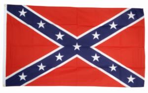 Флаг Конфедерации 90х135 см