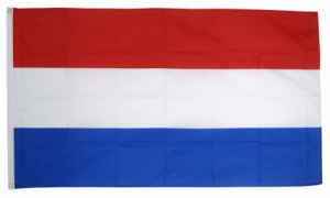 Флаг Голландии 90х135 см