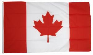 Флаг Канады 90х135 см