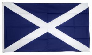 Флаг Шотландии 90x135 см