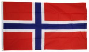 Флаг Норвегии 90x135 см