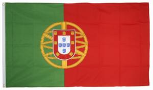 Флаг Португалии 90x135 см