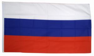 Флаг России 90x135 см