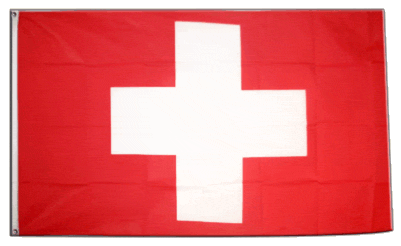 Флаг Швейцарии 90x135 см