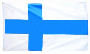 Флаг Финляндии 90x135 см