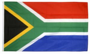 Флаг ЮАР 90x135 см