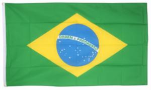 Флаг Бразилии 90x135 см