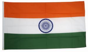 Флаг Индии 90x135 см